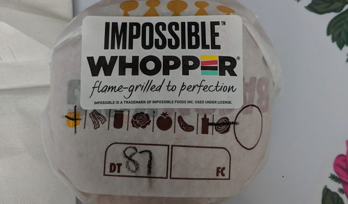 Impossible Whopper Review: Burger King Hits a Home Run with This Burger