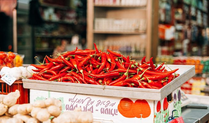 10 Spiciest Food Items on the Menu Today